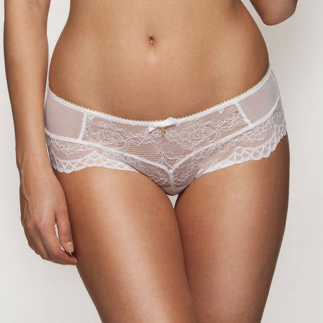 Shorty Superboost Lace Blanc
