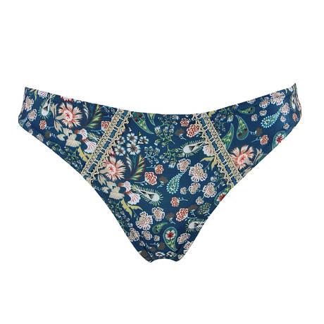 ANTIGEL String Fleur de Cachemire Cachemire Bleu