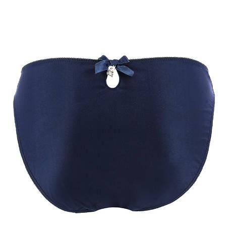 LISE CHARMEL Slip fantaisie Soir de Venise Bleu Venise