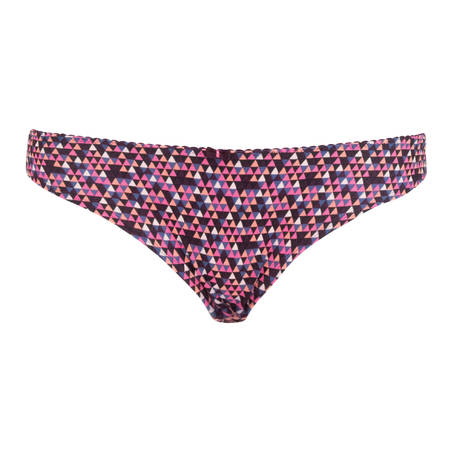 CURVY KATE Slip Smoothie Soul Mulberry Print