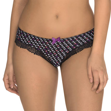 SANS COMPLEXE Shorty Butterfly Noir