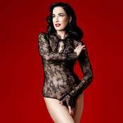 Body Miss West Dita Von Teese Loungewear