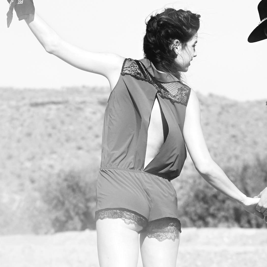BARBARA Combishort teddy Jane Gris-Gris