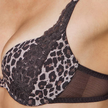 ANDRES SARDA Soutien-gorge push-up Mars Chocolate