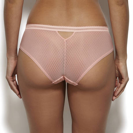 GOSSARD Shorty Delilah Rose Coral Blush