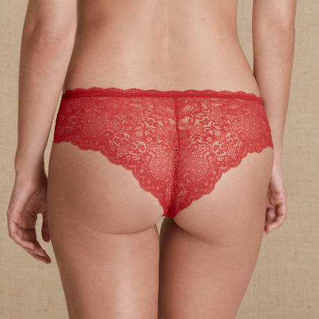 SIMONE PÉRÈLE Shorty Flirt Brique