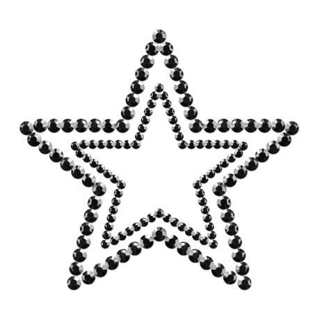 BIJOUX INDISCRETS Mimi Star Noir