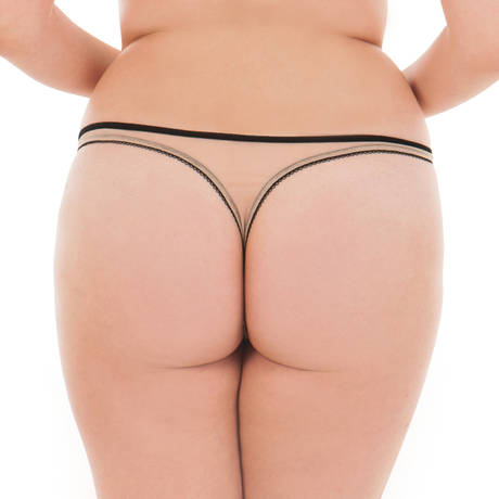 SCANTILLY String Passion Latte
