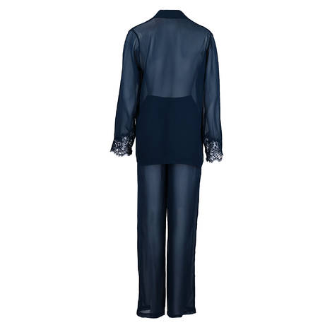 Pyjama Soir de Venise Bleu Venise