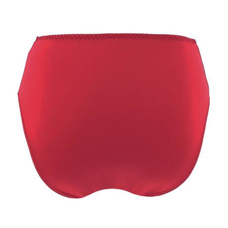 ANTINÉA Culotte haute Fashion Guipure Rouge Guipure