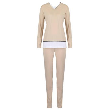 CANAT Pyjama Chamade4 Alpaga