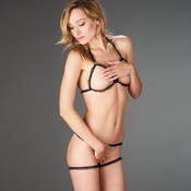 Ensemble lingerie Maison Close Le Petit Secret Dentelle