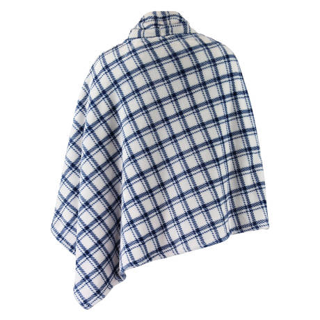 CANAT Poncho Scott62 Blanc/Bleu