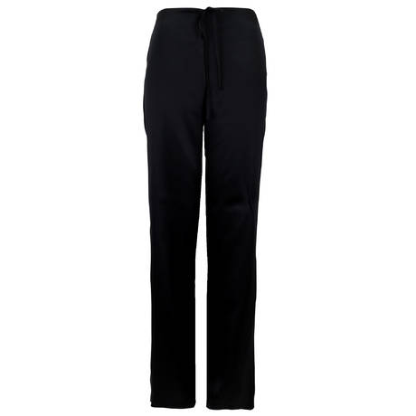 LISE CHARMEL Pantalon en soie Splendeur Soie Splendeur Noir