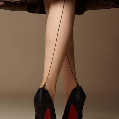 DITA VON TEESE Bas nylon Daytime Glamour Beige