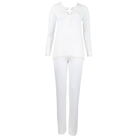 TECCIA Pyjama Trinity4 Ecru