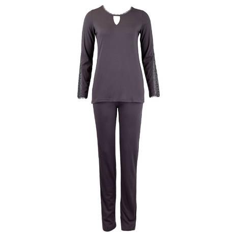 TECCIA Pyjama Vestale4 Muscade