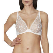 Soutien-gorge triangle push-up Aubade Secret de Charme