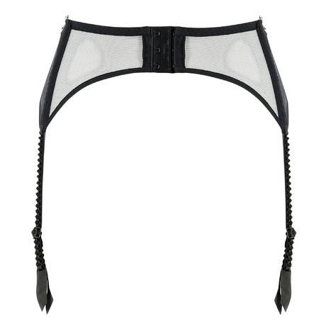 LISE CHARMEL Serre-taille porte-jarretelles Splendeur Soie Splendeur Noir
