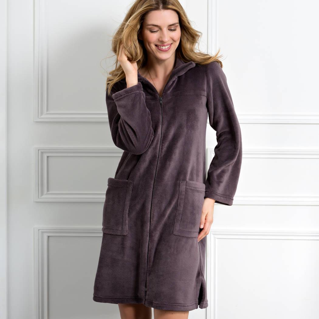CANAT Robe de chambre Nuage18 Muscade