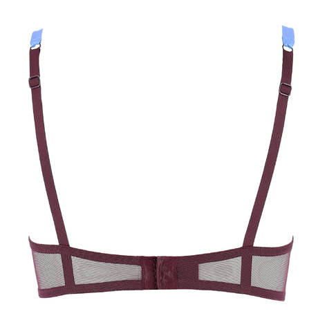 ANDRES SARDA Soutien-gorge armatures triangle Neptune Vin