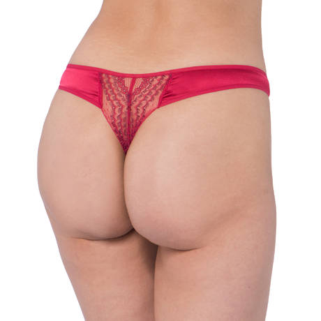 TRIUMPH String Essence Luxe Framboise