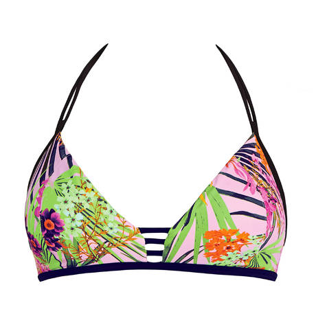 FREYA Maillot de bain triangle sans armatures Lost In Paradise Rose