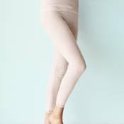 Legging côtelé Hanro Woolen Lace