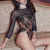Body Les Jupons de Tess Blush