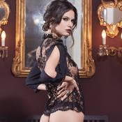 Top manches longues Les Jupons de Tess Blush