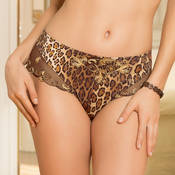 Shorty Lise Charmel Distinction Fauve