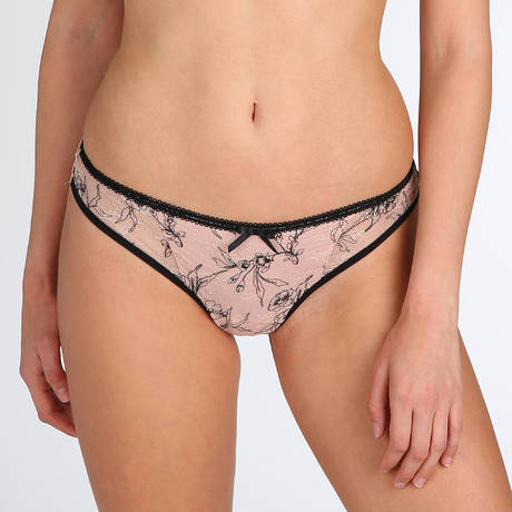 MARIE JO String Blossom Powder Rose