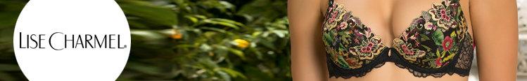 Lingerie Lise Charmel Fleurs de Jungle
