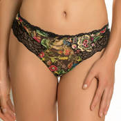 Slip séduction Lise Charmel Fleurs de Jungle