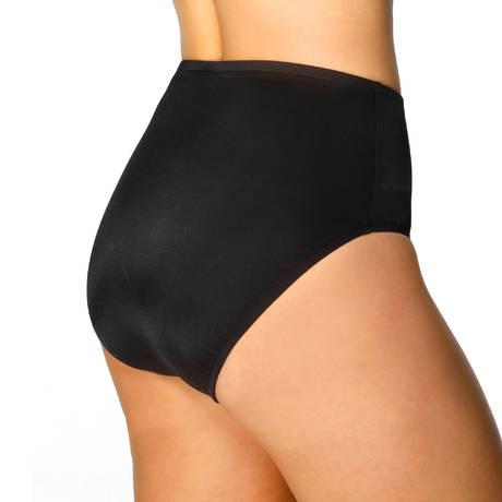 MIRACLESUIT Maillot de bain culotte haute Basic Pant Noir
