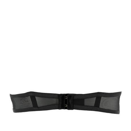 DITA VON TEESE Soutien-gorge coques Exotique Noir/Beige