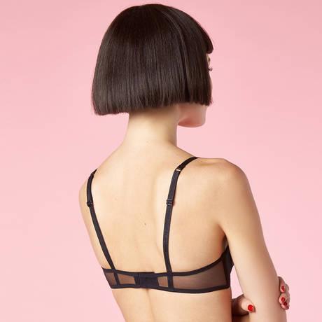 CHANTAL THOMASS Soutien-gorge push-up Ballerine Noir