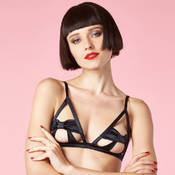 Soutien-gorge triangle Chantal Thomass Ballerine