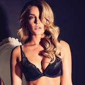 Soutien-gorge push-up Gossard Venus Black