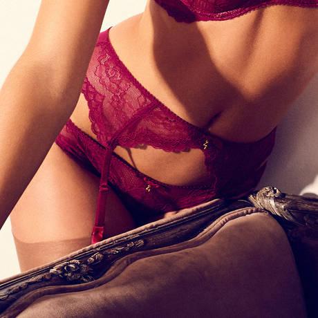 GOSSARD Porte-jarretelles Superboost Lace Ruby