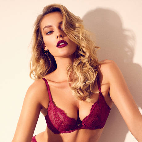 GOSSARD Soutien-gorge push-up Superboost Lace Ruby