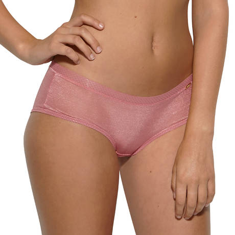 Shorty Glossies Dusty Rose