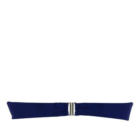 ANTIGEL Maillot de bain bandeau coques bonnets profonds L'Estivale Chic Marine Estival