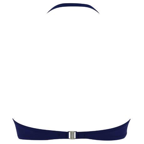 ANTIGEL Maillot de bain bandeau coques L'Estivale Chic Marine Estival