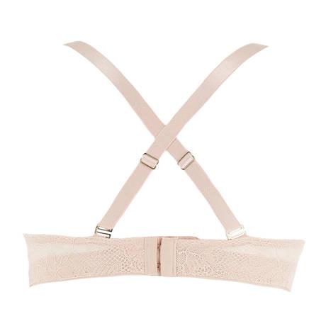 CHANTELLE Soutien-gorge spacer foulard Molitor Beige Doré