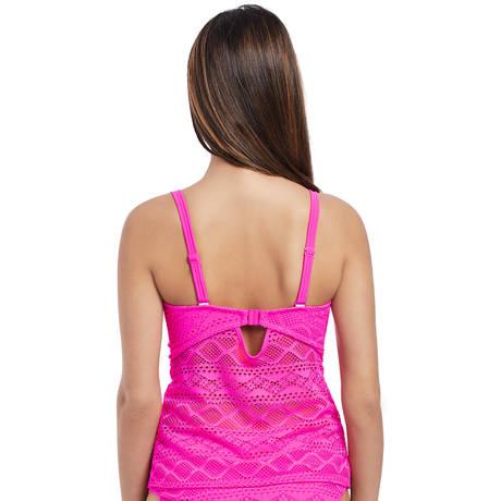 FREYA Haut de tankini Sundance Hot Pink