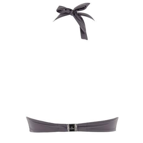LISE CHARMEL Maillot de bain triangle Ajourage Couture Ajourage Taupe