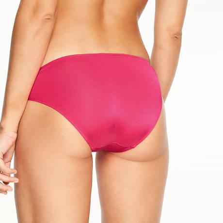 CHANTELLE Maillot de bain slip Cala Conte Shocking Pink
