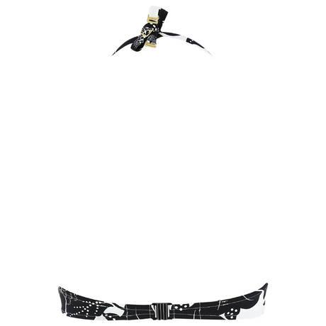 CHANTELLE Maillot de bain triangle armatures Moon Party Black Flower Black Flower