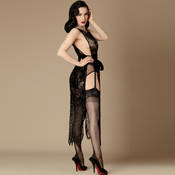 Bas nylon Heel Full Fashioned
